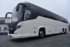 Scania Touring. Автобус Scania Higer Touring 2015, 59 мест, В кредит, лизинг. Под заказ