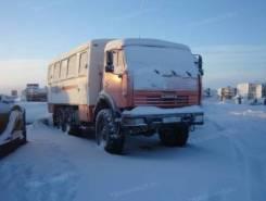 Нефаз 4208-11-13. В ЯНАО-Ненецком АО! Автобус специальный (вахтовый)