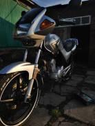 Yamaha YBR 125. 125куб. см., исправен, птс, с пробегом
