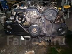 Двигатель в сборе. Subaru Forester, SG5 Двигатель EJ202