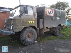 ГАЗ 66. Продам легенду ГАЗ-66, 4 200куб. см., 2 000кг., 4x4