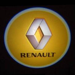 Стоп-сигнал. Renault