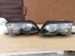Фары биксенон пара (оригинал). BMW 3-Series, E46, E46/2, E46/2C, E46/3, E46/4, E46/5