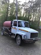 ГАЗ 3309. Продам ассенизаторскую машину., 4 750куб. см.