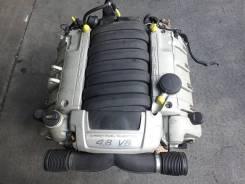 Двигатель в сборе. Porsche Cayenne Двигатель M4801