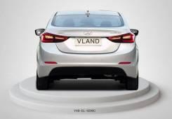 Задние LED фары для Hyundai Elantra (Avante MD) 2011-2016