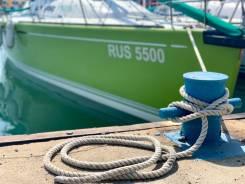 Аренда парусной яхты VIP класса. 12 человек, 12км/ч