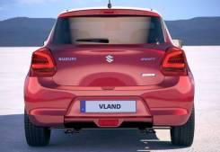 Задние светодиодные фары для Suzuki Swift 2017