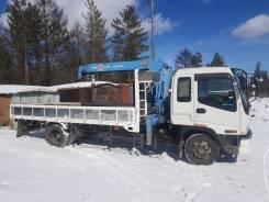 Isuzu FSR. Продаётся isuzu forward, 8 200куб. см., 8 000кг., 4x2