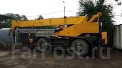 Komatsu LW200L. Продам самоходный кран -1 во Владивостоке
