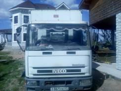Iveco Eurocargo. Iveco Euro Cargo 75E фургон подъемный борт, 3 900куб. см., 3 500кг., 4x2