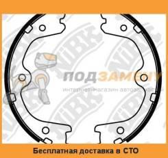 Колодки стояночного тормоза NIBK / FN22002