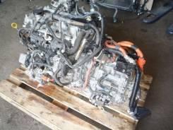 АКПП Toyota Aqua NHP10