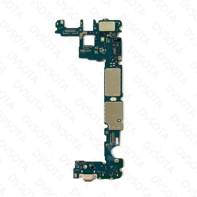 Системная плата Samsung Galaxy A8 Plus 2018 SM-A730F Б/У Исправна