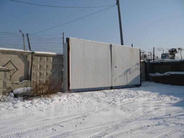 Склад - производственная база. Улица Медведева 8, р-н Свердловский, 930,0кв.м. Вид из окна