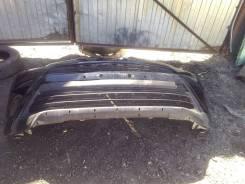 Бампер передний Toyota Rav 4 16-18г