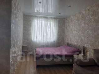 1-комнатная, улица Жигура 12а. Третья рабочая, 48,0кв.м. Вторая фотография комнаты