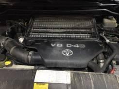 Двигатель (двс) шорт блок 1Vdftv Toyota Land Cruiser 200