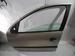Дверь боковая. Citroen C2 Peugeot 206 TU3A, TU3AF, TU5JP4, DV4C, DV4TD, DV6TED4, DW10TD, DW8, DW8B, ET3J4, EW10J4, EW10J4S, TU1A, TU1AE5, TU1JP, TU3AE...