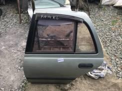 Дверь задняя левая Nissan Pulsar FN14