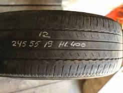Bridgestone Dueler H/L 400. Летние, 60%, 1 шт