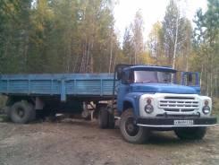 ЗИЛ 130. Продается грузовик Зил 130 полуприцеп, 110куб. см., 8 000кг., 4x2