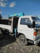 Mazda Titan. Продам грузовик с манипулятором и аппарелью, 4 000кг., 4x2