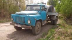 ГАЗ 53. Газ 53 Ассенизатор