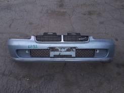Бампер передний Toyota Starlet #P9# Carat (без пробега по РФ)
