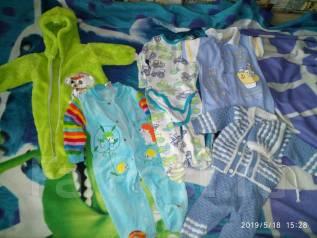 740030945 Продам детские вещи на мальчика - Детская одежда во Владивостоке