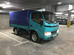 Toyota ToyoAce. Продаётся бензиновый грузовик Toyota Toyoace, 2 000куб. см., 1 500кг., 4x2