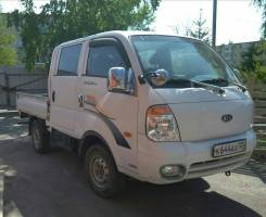 Kia Bongo III. Продаётся грузовик KIA Bongo III, 3 000куб. см., 2 000кг., 4x4