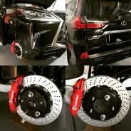 Тормозная система. Lexus: GX400, LX460, LX450d, LX470, GX460, GX470, LX570 Infiniti: QX70, QX56, QX80, QX60, FX50 Toyota Highlander, GSU50, GSU55L, AS...