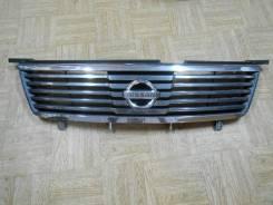 Решетка радиатора. Nissan Sunny, B15, FB15, FNB15, JB15, QB15, SB15 Двигатели: QG13DE, QG15DE, QG18DD, SR16VE