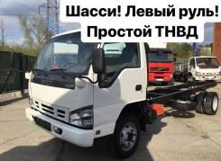 Isuzu NQR. 71 с простым ТНВД, шасси левый руль в Новосибирске, 4 600куб. см., 5 000кг., 4x2