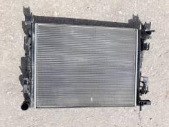 Радиатор охлаждения двигателя. Лада Веста