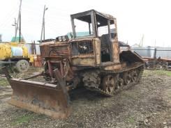 ОТЗ ТДТ-55. Трактор трелевочный
