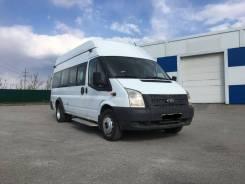 Ford Transit. Пригородный микроавтобус Ford Tranzit 2012года, 19 мест