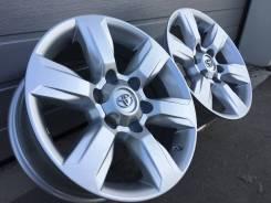 "Toyota. 7.5x17"", 6x139.70, ET25, ЦО 106,2мм."