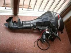 Suzuki. 15,00л.с., 4-тактный, бензиновый, нога L (508 мм), 2010 год