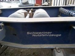 Schweriner. Продам полуприцеп контейнеровоз, 39 000кг.