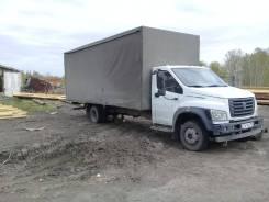 ГАЗ ГАЗон Next. Продам кубатурник газон некст, 4 500куб. см., 5 000кг., 4x2
