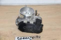 Заслонка дроссельная электрическая KIA Sorento (2009-) [3510025400]