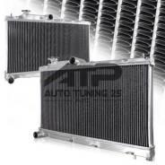 Радиатор охлаждения двигателя. Subaru Legacy Lancaster Subaru Legacy, BEE, BHE, BLE, BPE Subaru Outback, BP, BP9, BPD, BPE, BPH Subaru Legacy B4, BLE...