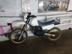 Yamaha XT 250. 250куб. см., исправен, без птс, с пробегом