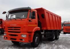 КамАЗ 6520. Самовал Камаз 6520-53 Евро-5, 11 760куб. см., 20 000кг., 6x4