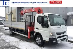 Mitsubishi Fuso Canter. от официального дилера на Дальнем Востоке, 3 000куб. см., 5 000кг., 4x2. Под заказ