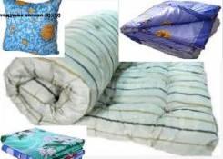 Комплект Эконом для рабочих (матрац+одеяло+подушка+КПБ).2180руб.