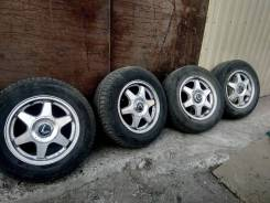 Комплект колес 14 с летней резиной