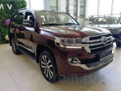 Бампер Передний Executive Lounge Toyota LAND Cruiser 200 202 18+